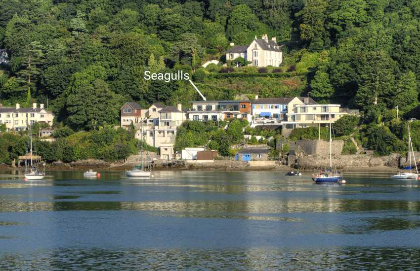 Menai Strait luxury accommodation