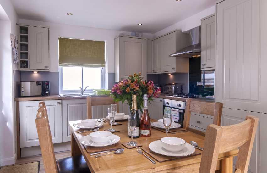 Bishops Cottage open plan kitchen/diner