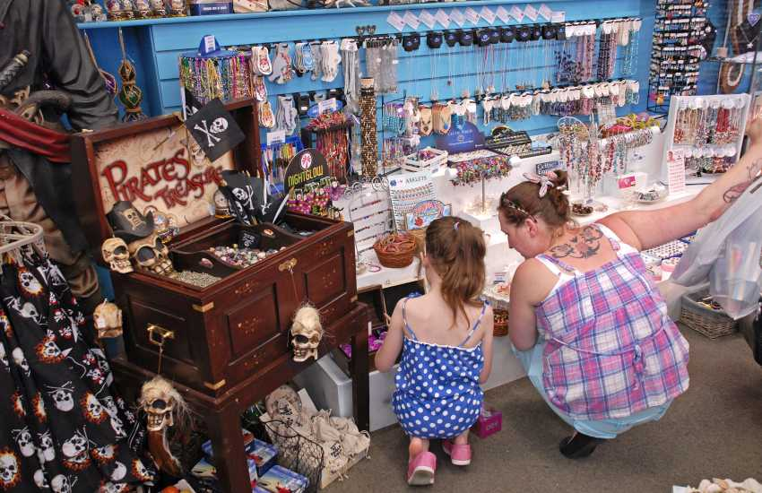 Visit New Quay's 'Shell Shop' for beautiful holiday souvenirs