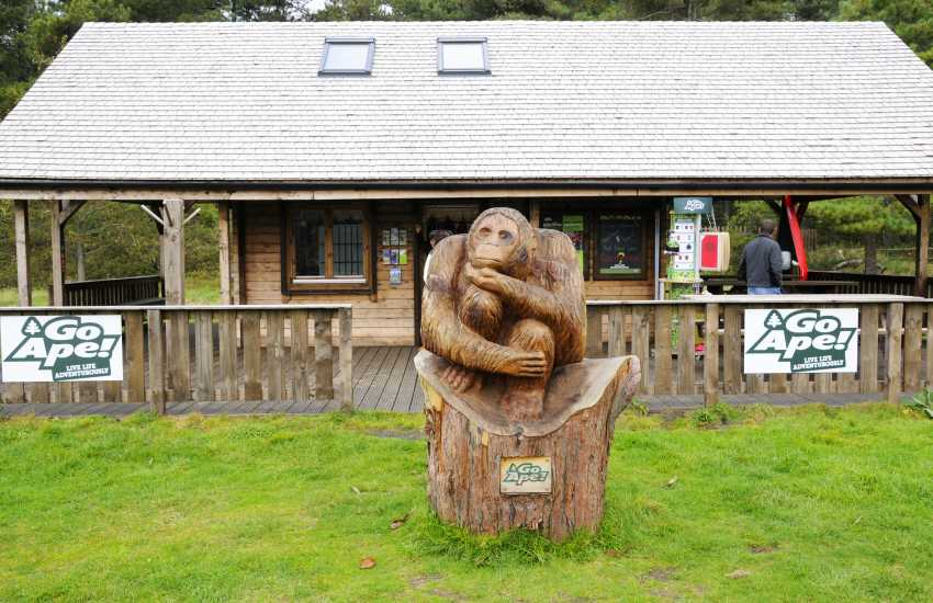 Pembrey Country Park on the Millennium Coast is one of Wales's top visitor attractions