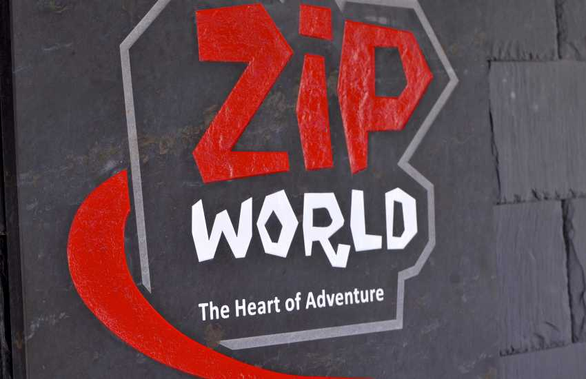 Great day for all the family Zip World and Forest Coaster Betwys y Coed