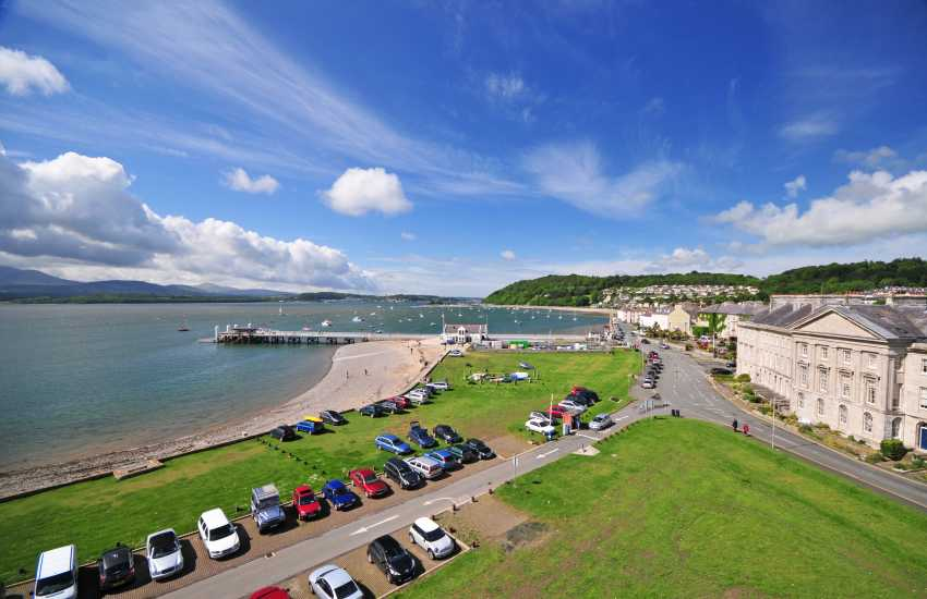 Anglesey, enjoy a day out exploring Wales' largest island. From the elegant town of Beaumaris beside the Menai Strait to boat rides