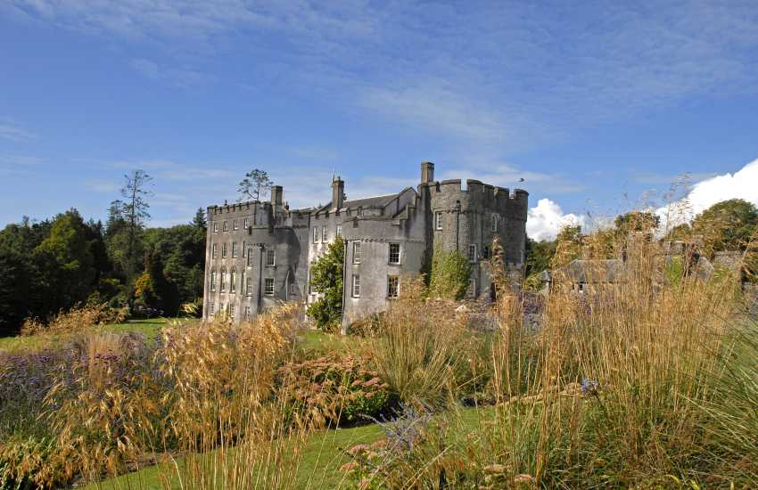 Do visit Picton Castle built in the 13th C. Stroll in magnificent woodland gardens, browse the shop and gallery or enjoy a meal in 'Marias Courtyard Cafe'
