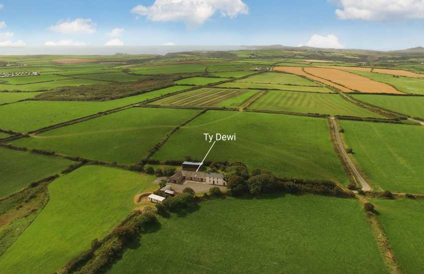 Pembrokeshire cottage holiday
