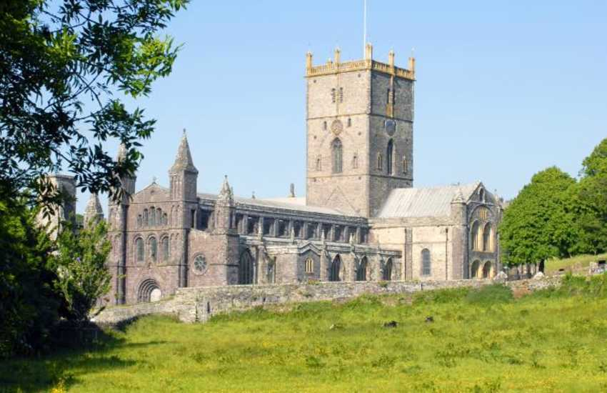 Do visit nearby St Davids, Britain's smallest city, with a magnificent Cathedral nestled at its heart and a range of interesting shops in which to browse