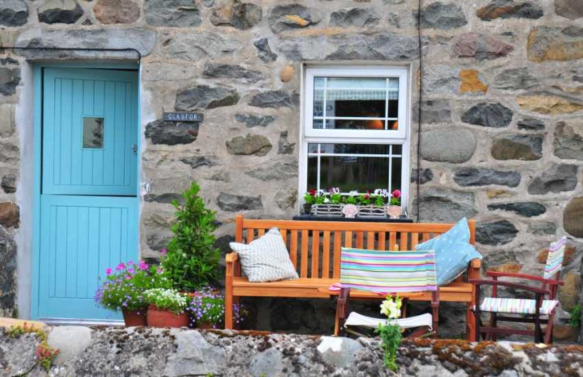 Cottage in Morfa Nefyn 2 minutes walk from the beach