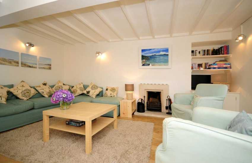 Holiday cottage just 2 min from the beach in Morfa Nefyn