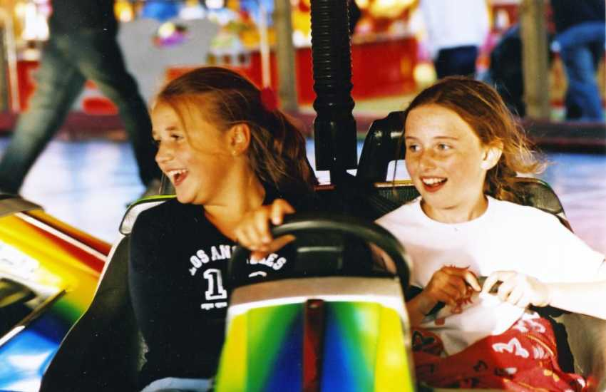 Visit Folly Farm Adventure Park and Zoo, for fun filled family days out