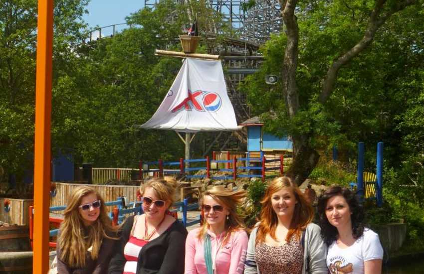 Oakwood Theme Park offers fun packed family days out