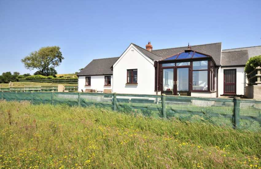 Cottage for holidays near the coast at Strumble Head, North pembrokeshire