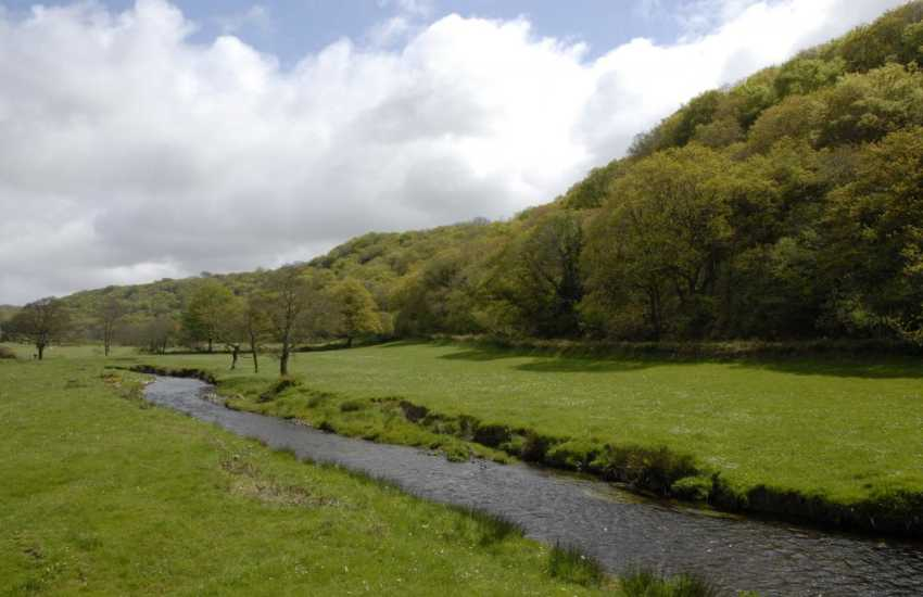 The tranquil Gwaun Valley is lovely for long walks and picnics
