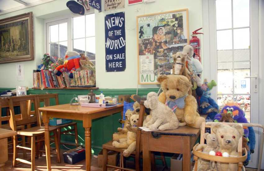 The Museum of Childhood has a fantastic collection of toys and memorabilia. The whole family will enjoy a trip down memory lane
