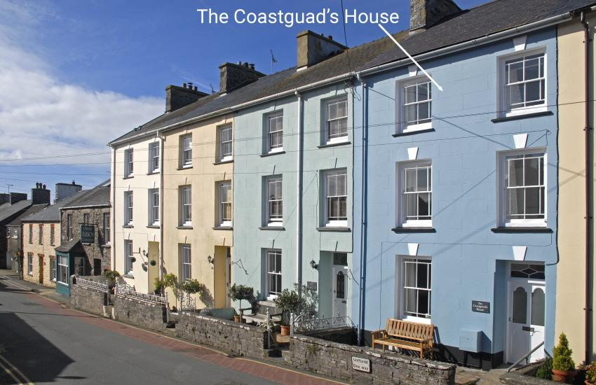 The Coastguard's House