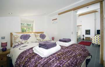 St Davids Peninsula holiday cottage sleeps 2 - double bedroom