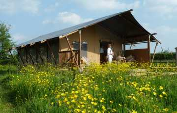 Russet Lodge in Somerset