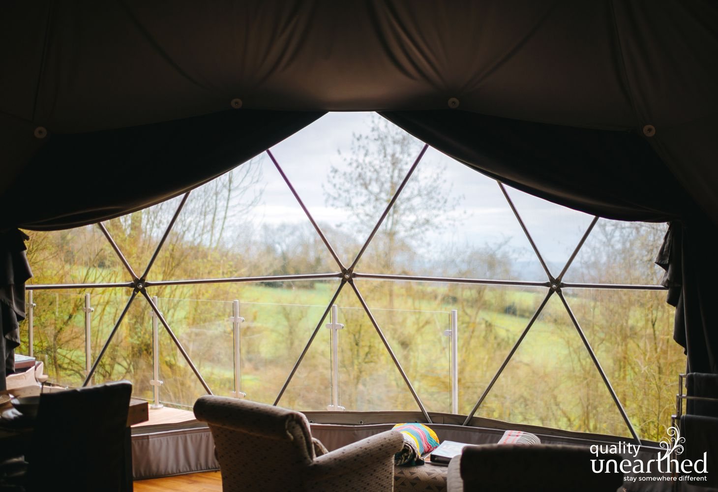 Star Dome in Shropshire