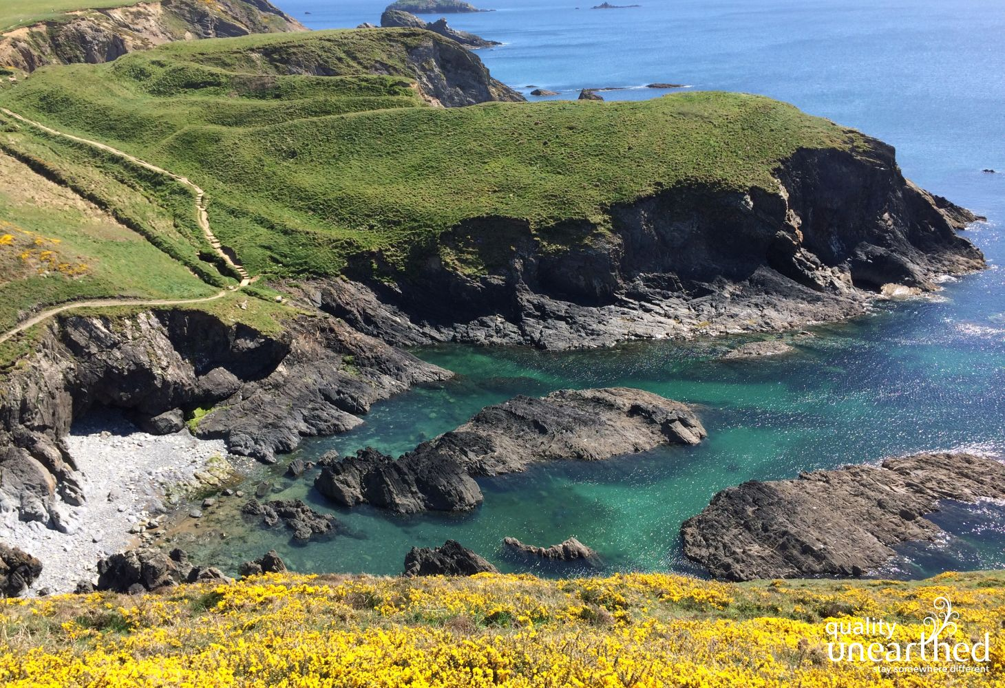 Cove And Iron Age Fort 2