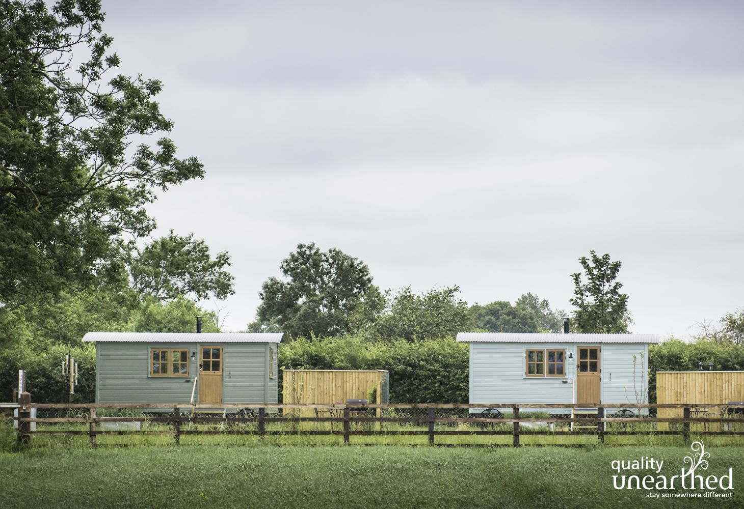 Morndyke Shepherds Huts Fp 87