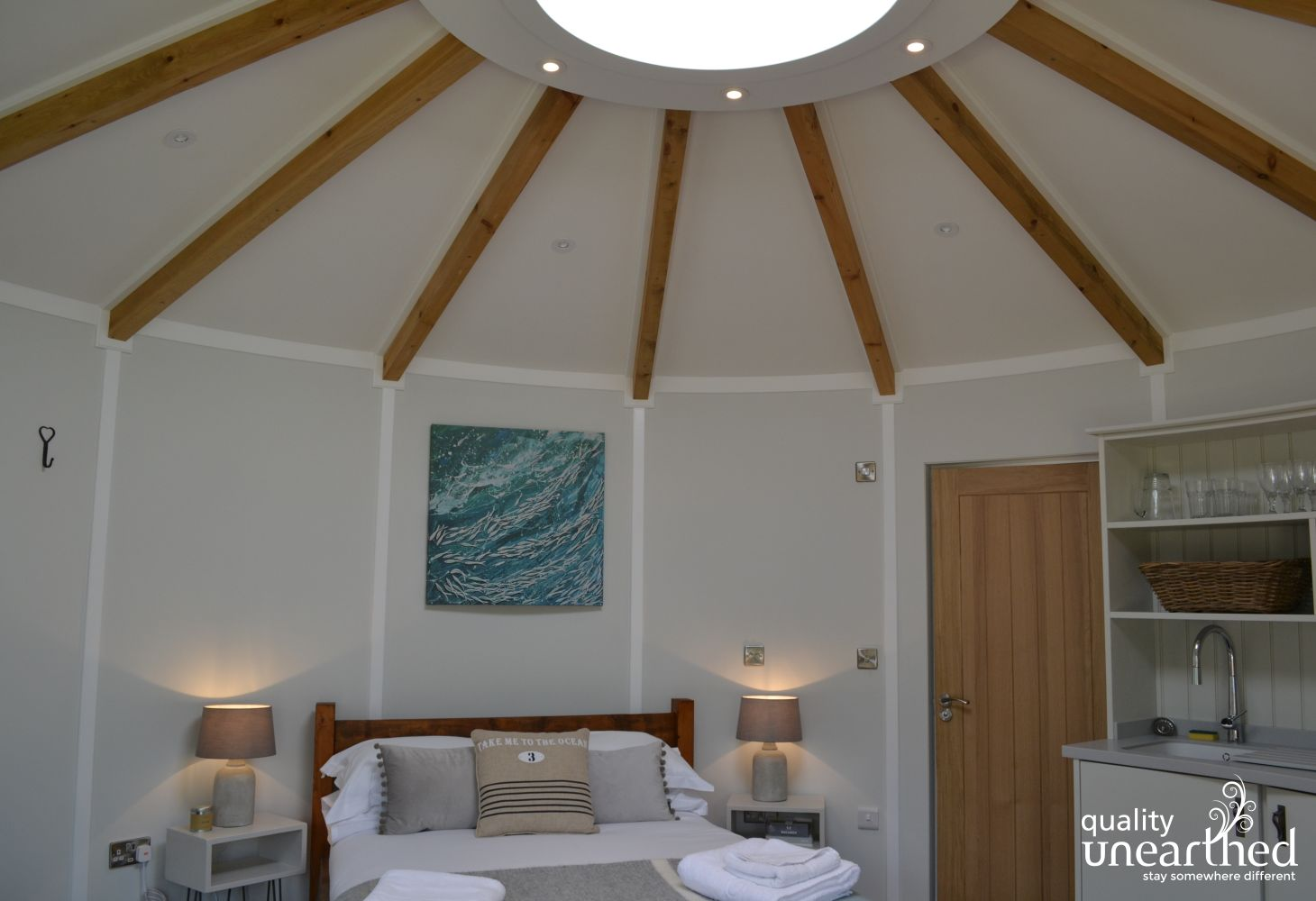 The Ocean Room in Cornwall