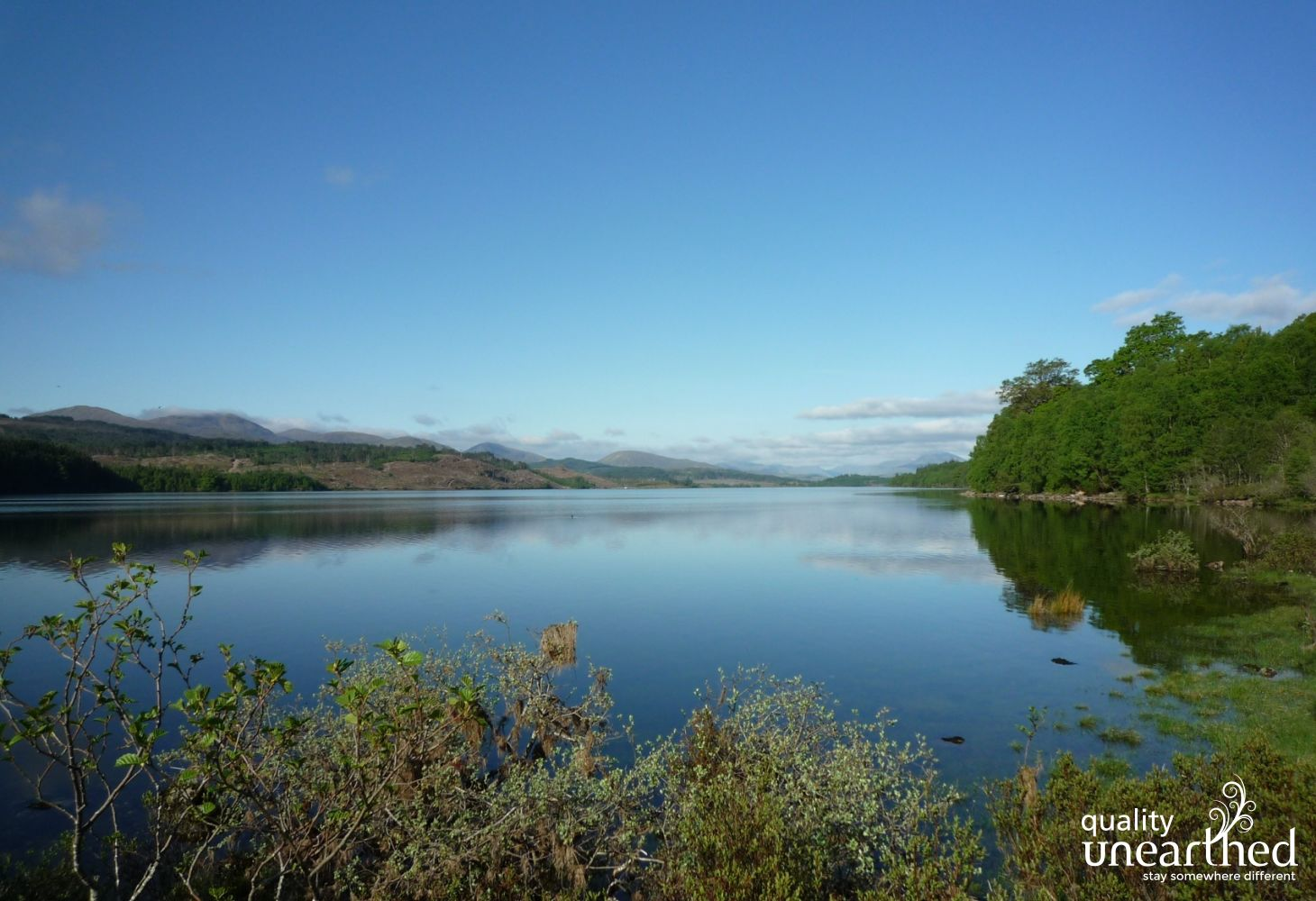 Caledonian Escape in Highlands