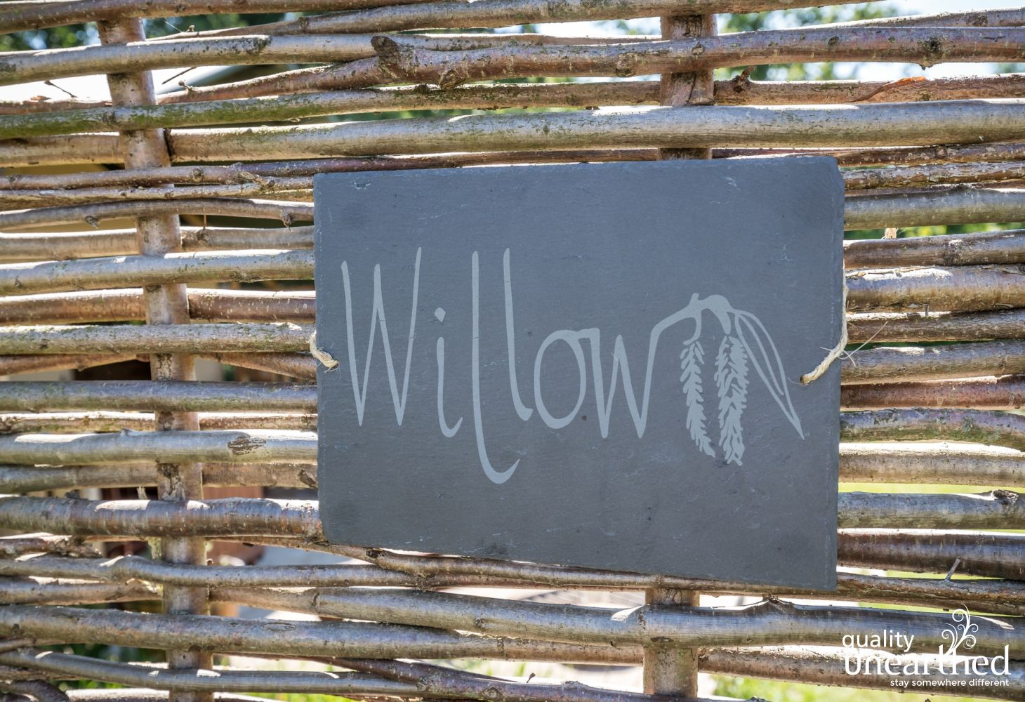 Willow Tree Safari in Monmouthshire