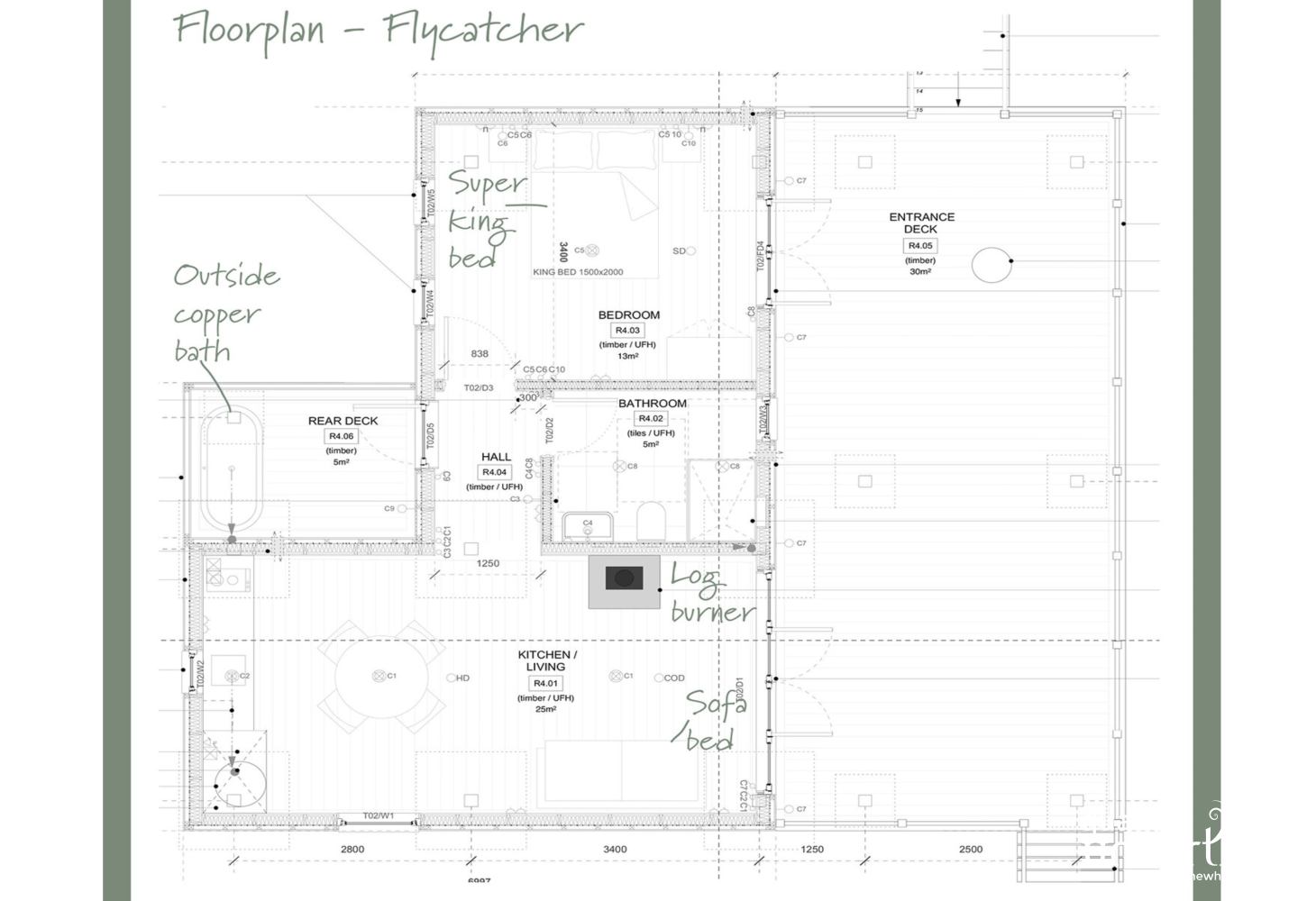 Floorplan Fly Catcher
