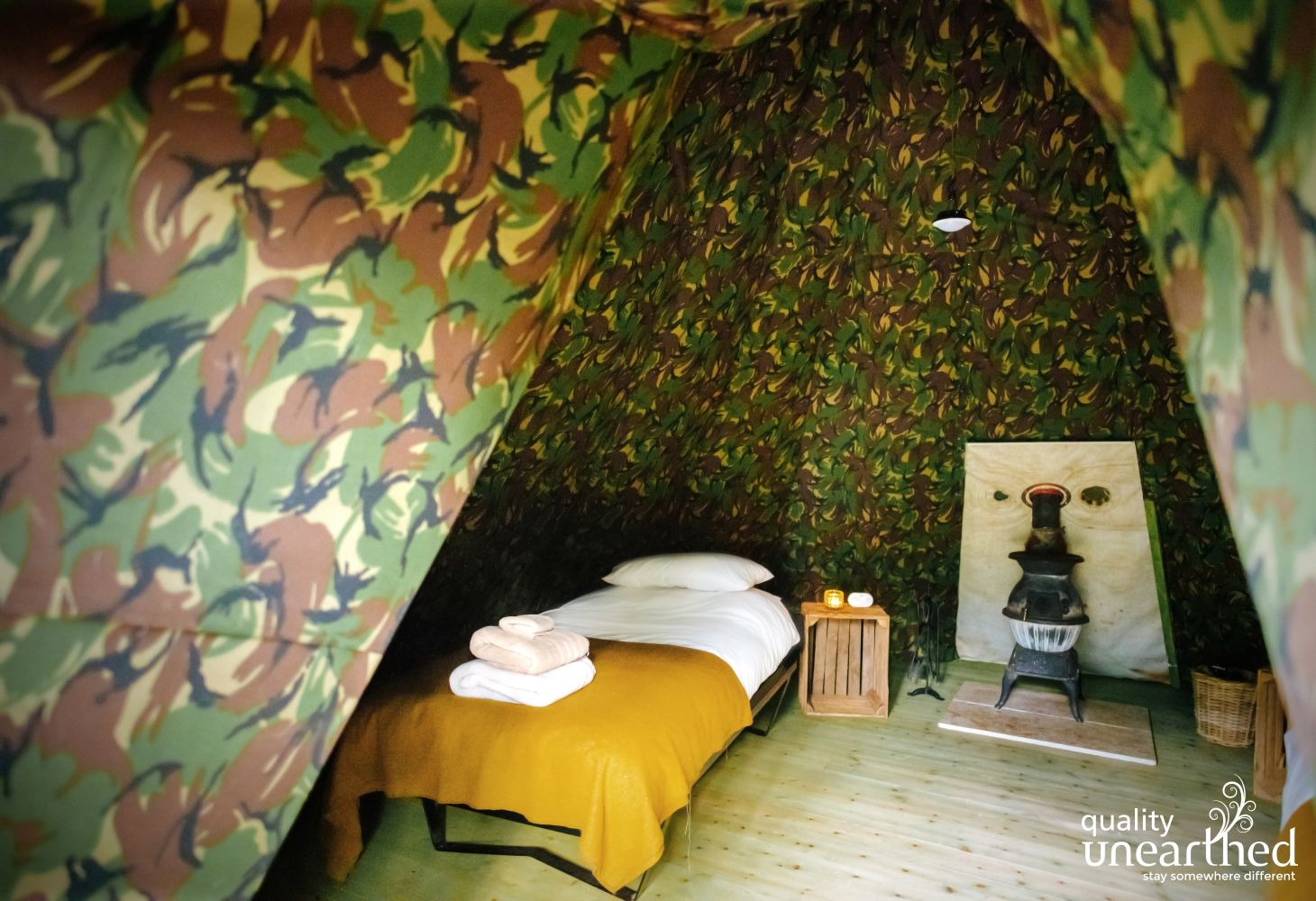 The Officer's Hideaway in Herefordshire