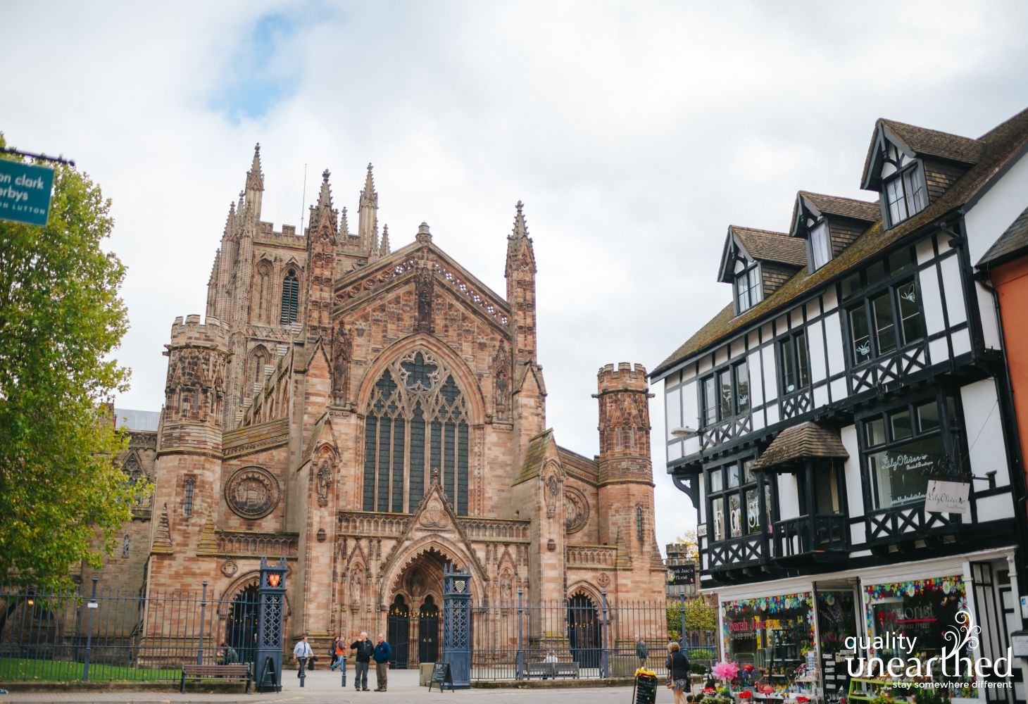 Hereford Cathedral 1 101018