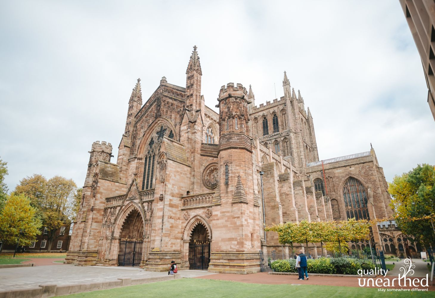 Hereford Cathedral 2 101018