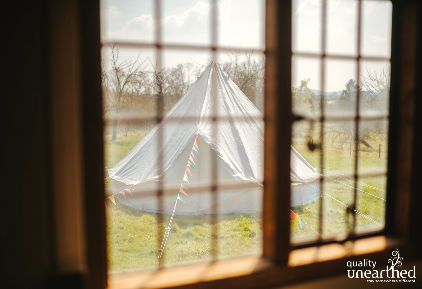 River Orchard Family Retreat in Herefordshire