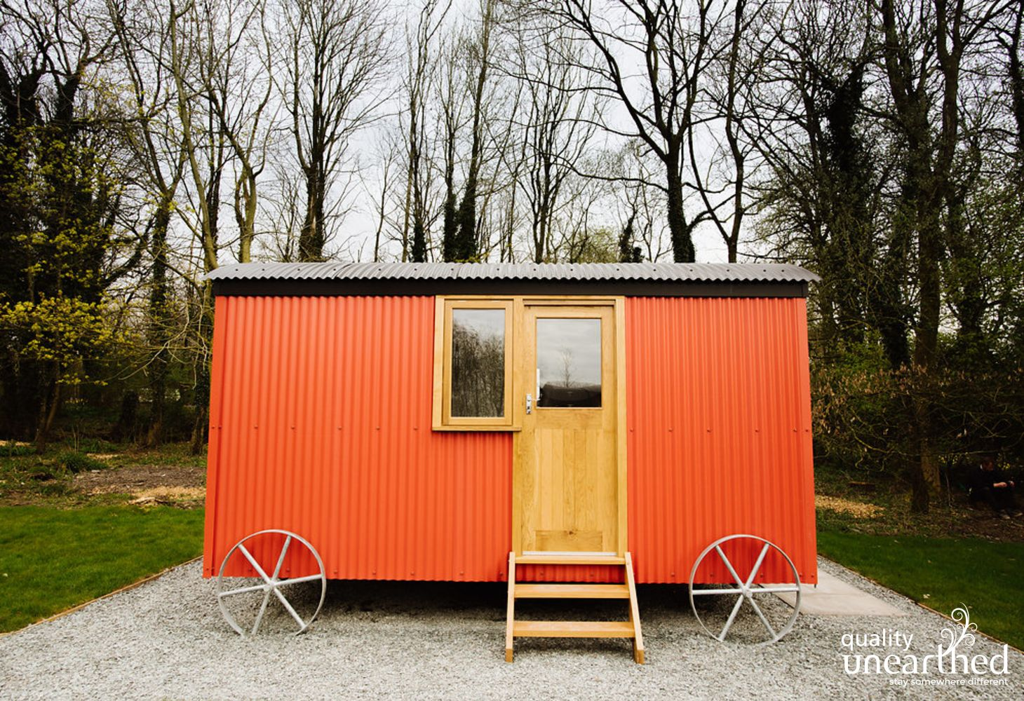 Shepherds Huts Three