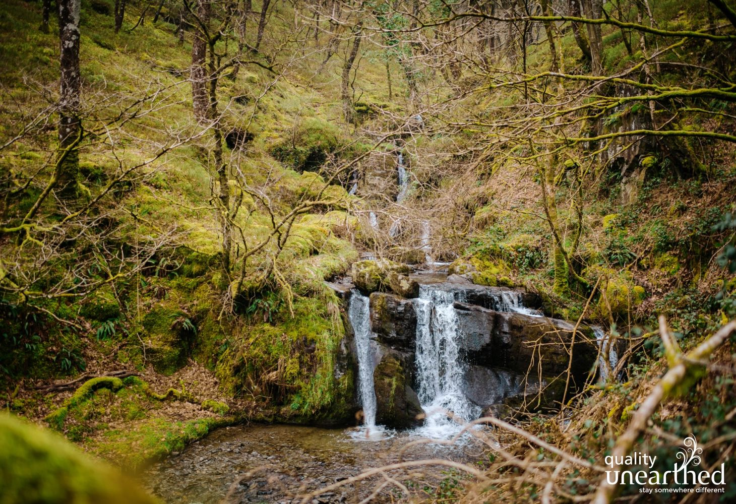 Llandovery Waterfall 1 080419
