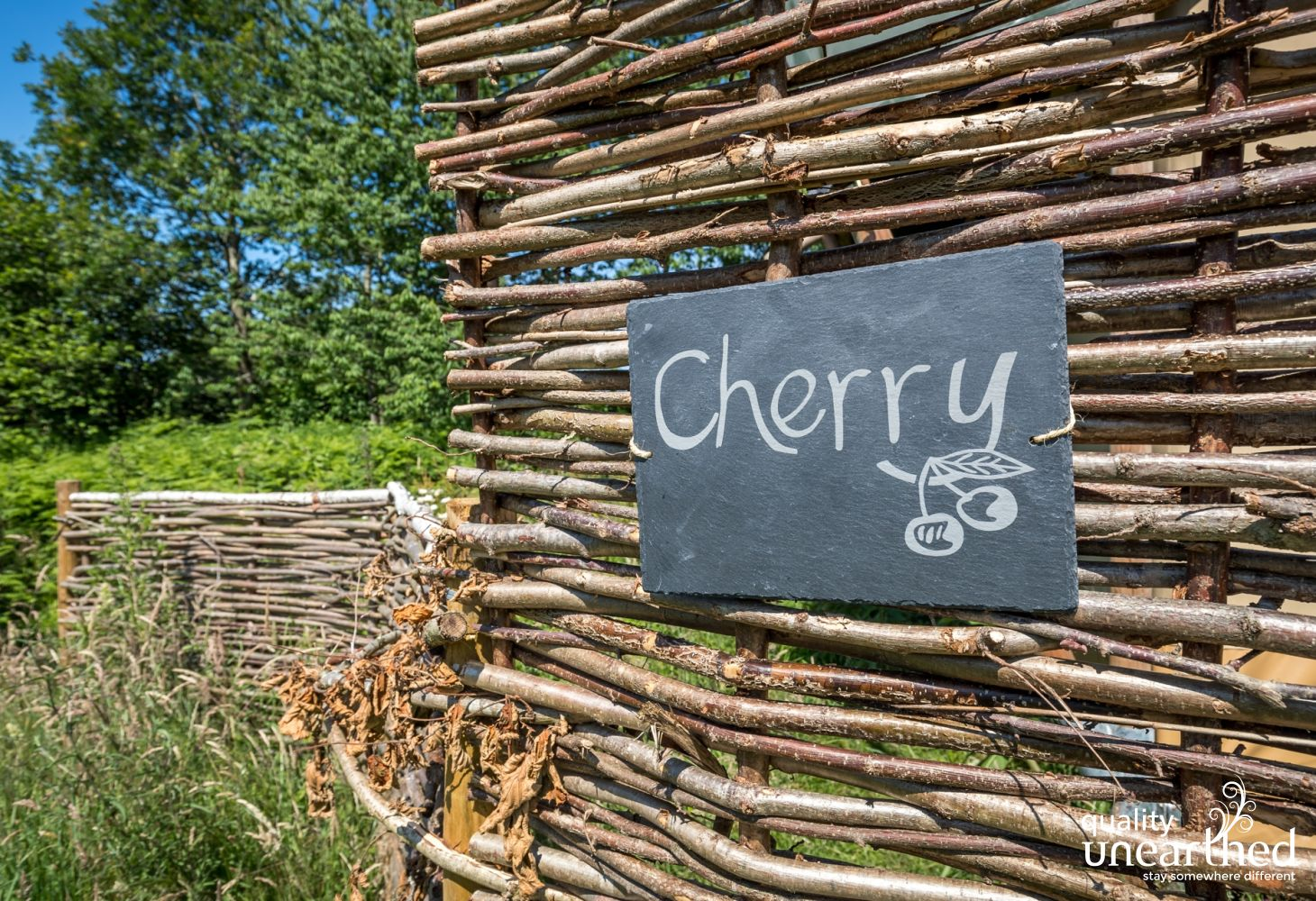 Cherry Safari in Monmouthshire