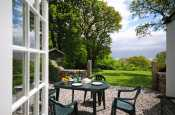 Self catering cottage for 6 Anglesey -  patio