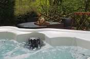 Mid Wales holiday with hot tub