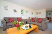 Luxury coast cottage Wales - lounge
