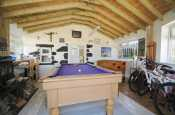 Abersoch holiday cottage with games room