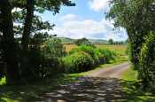 Luxury holiday cottage in rural mid Wales