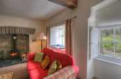 Criccieth holiday cottage - lounge
