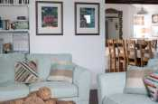 Llyn peninsula cottage by the sea sleeps 6  - lounge