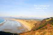 Harlech cottage  - location
