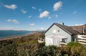 Coastal cottage north Wales - view