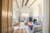 Llyn peninsula holiday cottage with hot tub - lounge