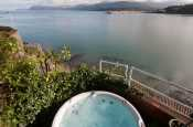 Anglesey luxury holiday house - hot tub