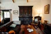 Cottage holiday for two on the Gower - lounge area