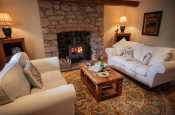 Cottage located in the very heart of Gower-lounge