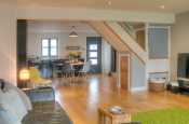 St Davids Pembrokeshire - open plan lounge