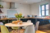 Caerfai Bay holiday - kitchen
