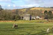 Georgian farmhouse for holidays near Nr. Llandeilo