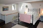 Gower cottage holiday - double bedroom